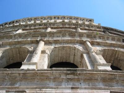 Coliseum Rome 2004