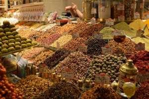 The Spice Market Istanbul Turkey